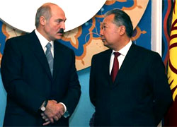 Временное правительство Кыргызстана лишило Бакиева статуса неприкосновенности
