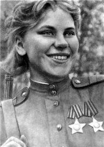 Из дневника снайпера Розы Шаниной