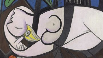 Картина Пикассо ушла на аукционе за рекордные $106 млн