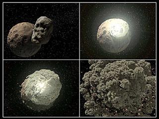 Наша Луна является космическим раритетом, говорят ученые