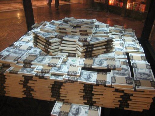 В США аноним выиграл 266 миллионов долларов