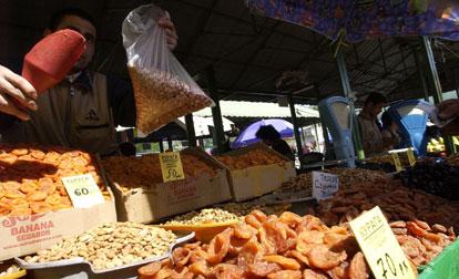 Таджикские орехи и сухофрукты оказались опасны для спинного мозга