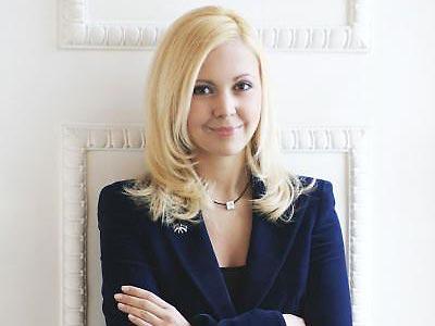 Эстонская палітык знялася аголенай для Playboy