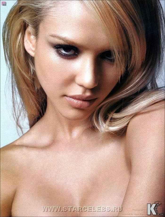 Jessica Alba(большой формат)