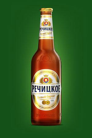 Heineken в Беларуси выпустила в продажу новый сорт пива – «Речицкое Белый Бархат»