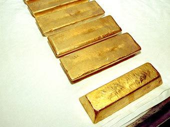 В Абу-Даби начали продавать золотые слитки через автоматы