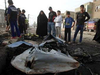 На футбольном матче в Ираке произошел теракт