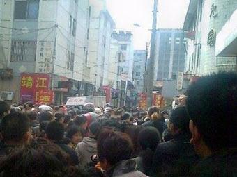 Напавшего на детский сад китайца приговорили к смертной казни