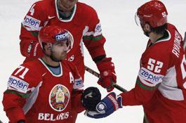 Хоккей. Чемпионат мира: белорусская сборная потеряла все шансы на выход в четвертьфинал