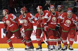 Хоккей: в заключительном матче чемпионата мира Беларусь выиграла у Дании