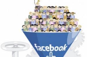 Facebook теряет пользователей из-за скандалов