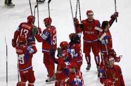 Хоккей. Чемпионат мира: в полуфиналах Швеция сыграет с Чехией, а Россия - с Германией