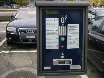 Немец украл из автоматов для парковки 135 тысяч евро