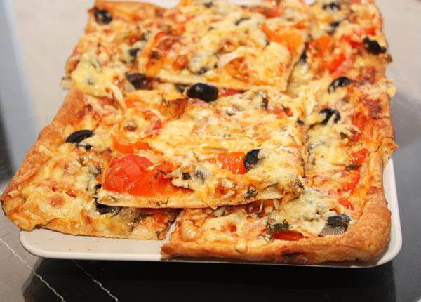 тесто для пиццы рецепт пошагово с фото