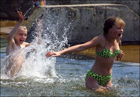 Лето-2010 самым жарким не станет