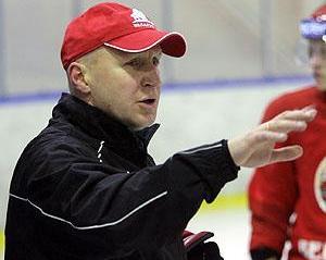 Занковец останется у руля сборной Беларуси по хоккею