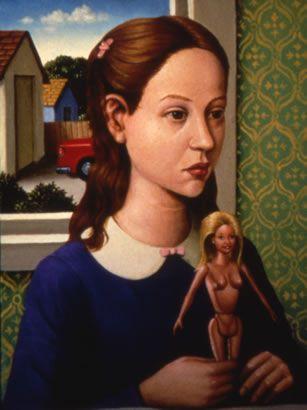 Сюрреализм Marion Peck (USA)