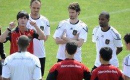 Сборная Германии забила 24 гола в товарищеском матче