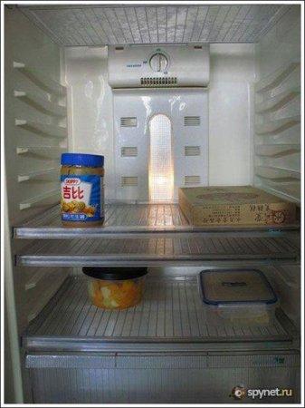 Холодильники у холостяков