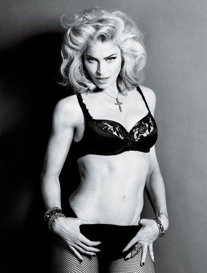 Madonna для Interview Май 2010... Фотографы Mert Alas & Marcus Piggott