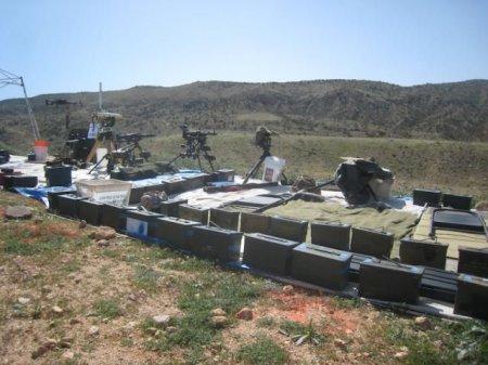 Расстрел невидимых инопланетян в Аризоне