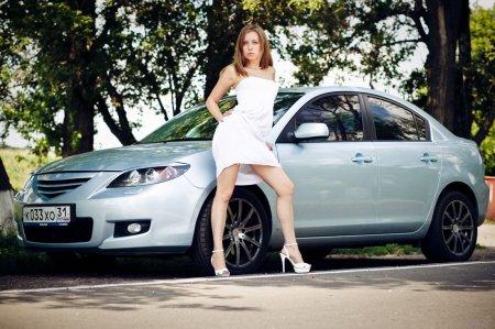 Российские автоледи - 2