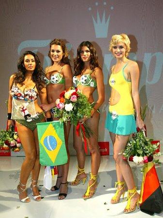 Alena Seredova - лучшая девушка из Чехии на banana.by