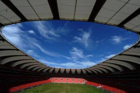 Стадионы Чемпионата мира по футболу'2010