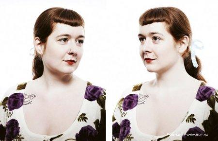 Креативные портреты от Ian Pool