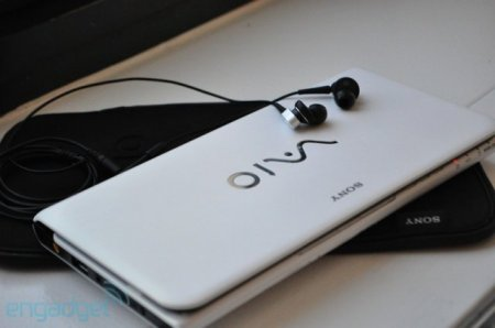 Sony VAIO P - теперь с акселерометром, GPS и тачпадами
