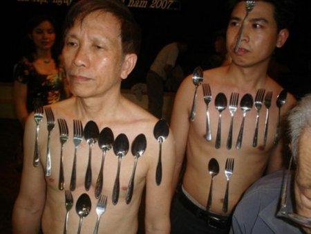Люди-магниты