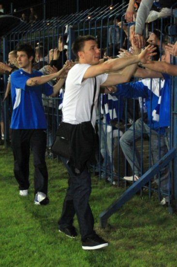 Гол Кривца может принести Леху чемпионство