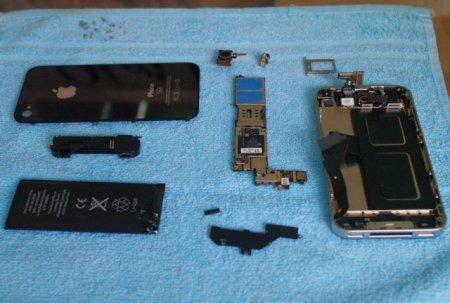 iPhone 4G - новые подробности и фото