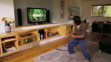 В октябре Xbox 360 сможет «увидеть» игроков с помощью Natal