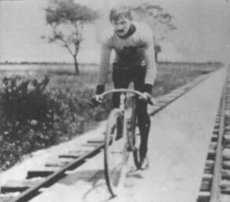 Велорекорды скорости