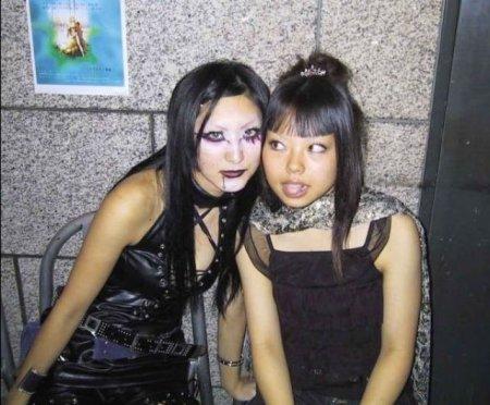 Готки из Японии