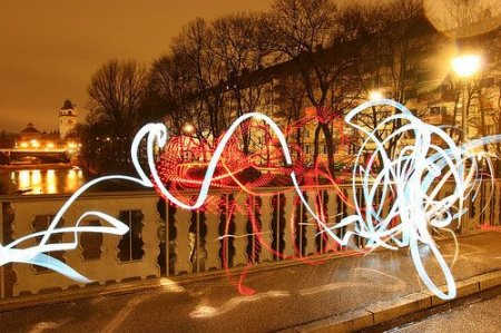Световое граффити