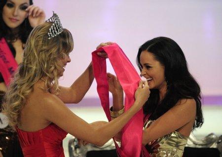 Конкурс красоты в Венгрии