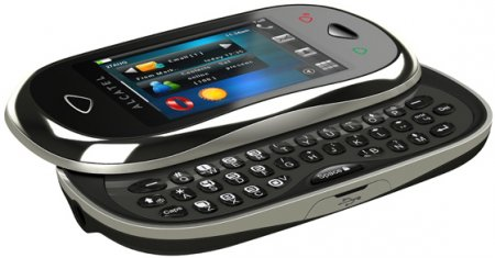 Alcatel One Touch XTRA - QWERTY-слайдер с сенсорным QVGA-дисплеем