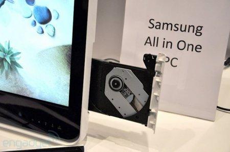 """Samsung U200 и U250 - компьютеры класса """"всё в одном"""""""