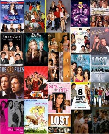 Сериалы: Сводная таблица новинок, продлений и закрытий