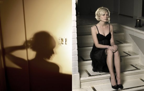 Знаменитости. Женщины. Фотограф Kevin Lynch