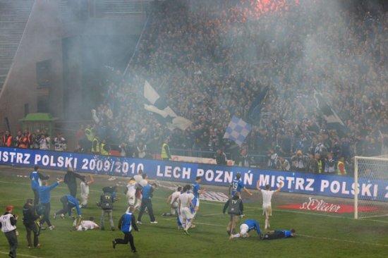 Lech Poznan - чемпион