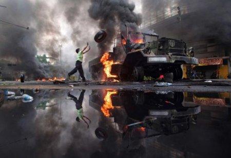 Бангкок в огне