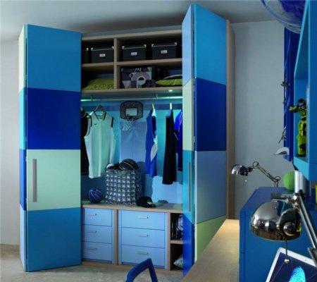 Дизайн детских комнат