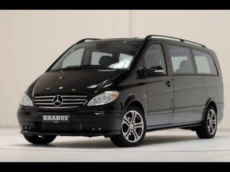 Brabus Mercedes-Benz от Viano Lounge