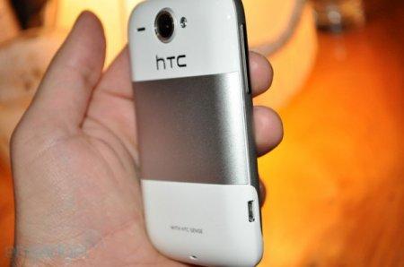 HTC Wildfire - новый Аndroid коммуникатор