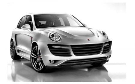 Тюнинг Porsche Cayenne от TOPCAR
