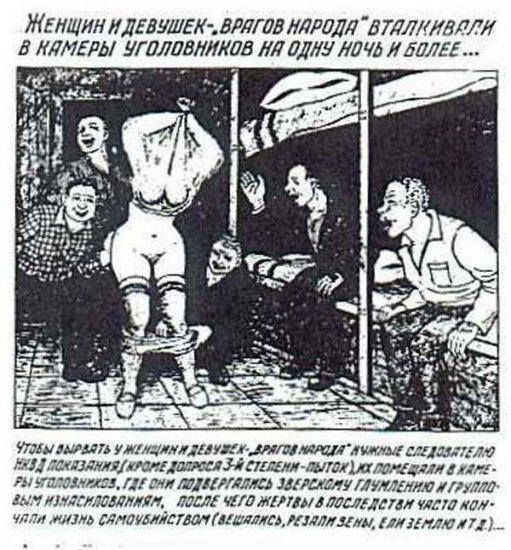 Пытки НКВД