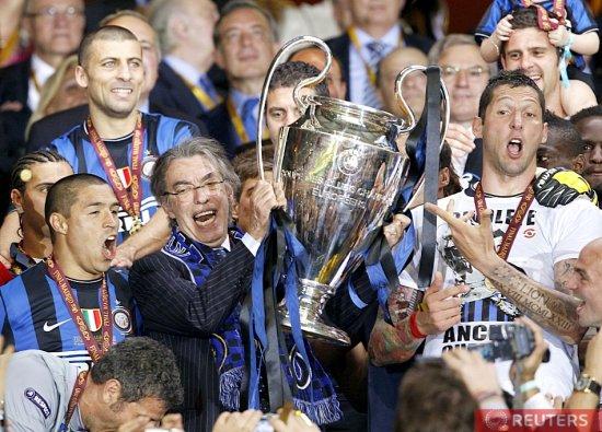 """""""Интер"""" – победитель Лиги чемпионов сезона-2009/10"""